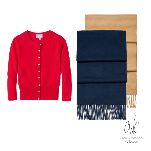 Cashmere for business travel
